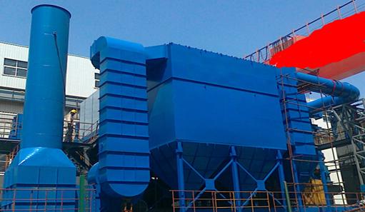 PPC64系列气箱脉冲除尘器图片