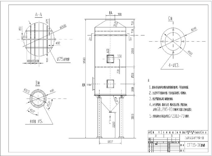 需要专门量身订做的喷淋脱硫除尘器结构,所以说工业除尘器这类产品