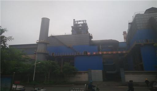 煤磨防爆除尘器现场实拍图片